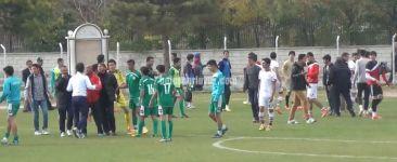 Boluspor U16 Takımımıza Konya'da Linç Girişimi !