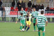 Özel İdare Köroğluspor 'un Serisi Devam Ediyor ! 1-0