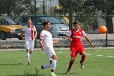 U19 KÖTÜYE GİDİYOR