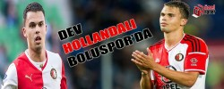 DEV HOLLANDALI BOLUSPOR'DA