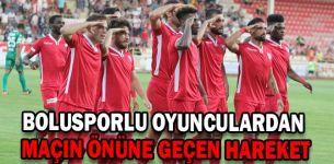 """""""BOLU'DAN TERÖRİST ÇIKMAZ"""""""