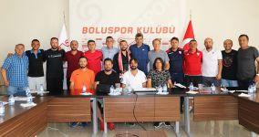 Boluspor 1. Antrenör Gelişim Semineri yapıldı
