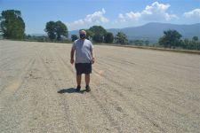 Fanatic Tour ekibinden Sezgin Demir Karacasu sahasında